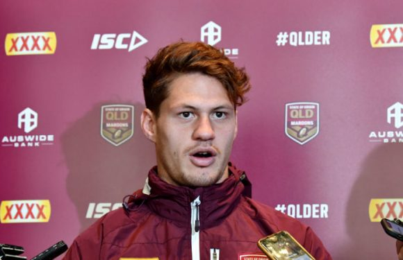 Dad tips Ponga to snub rugby and terrorise Blues for life