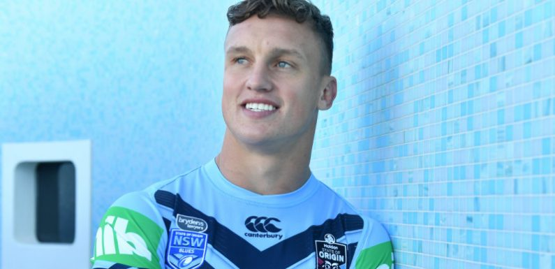 It's Wighton's chance to put Origin blue behind him