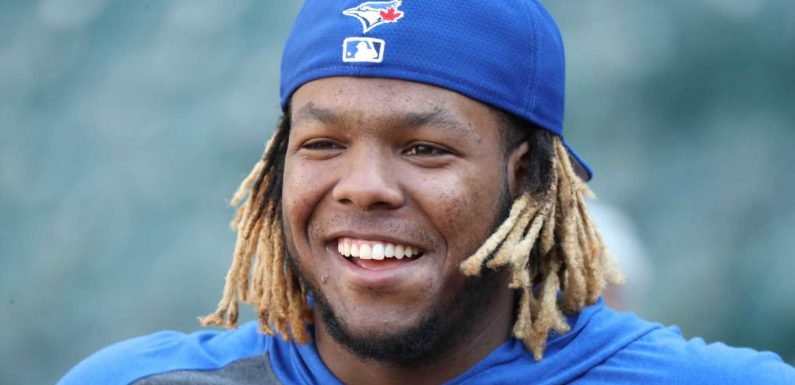 As Blue Jays flounder, phenom Vladimir Guerrero Jr. impresses: 'None of this scares him'