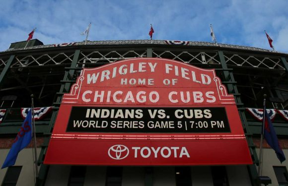 With new Illinois gambling bill, Cubs consider opening sportsbook at Wrigley Field