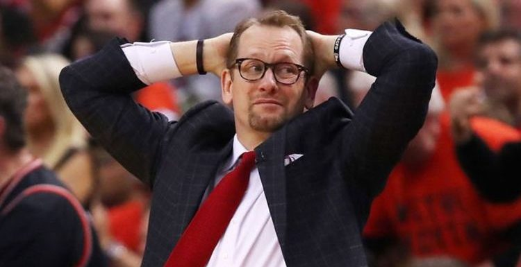 Toronto Raptors fans FUME at Nick Nurse after NBA Finals defeat to Golden State Warriors