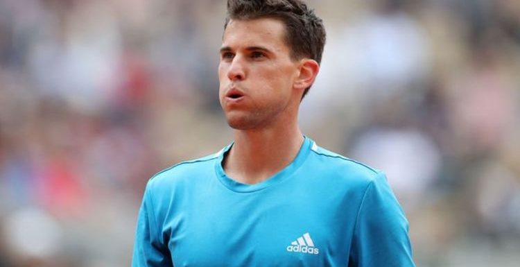Dominic Thiem adds fuel to Serena Williams French Open feud with Wimbledon joke