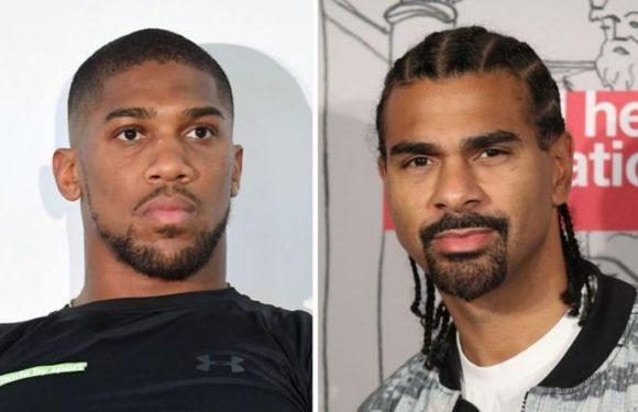 Boxing news: David Haye gives Anthony Joshua advice after Tyson Fury fight