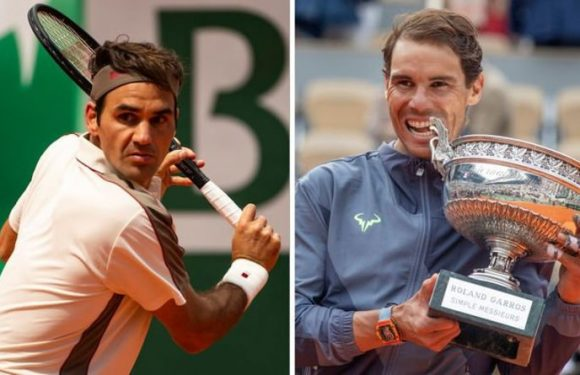 Roger Federer makes Rafael Nadal claim ahead of grass-court return at Halle Open