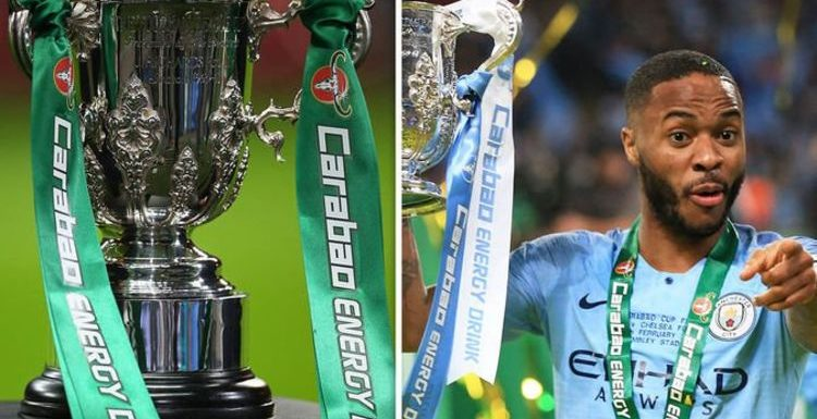 Carabao Cup draw: When is the EFL Cup draw? Man City plot title defence