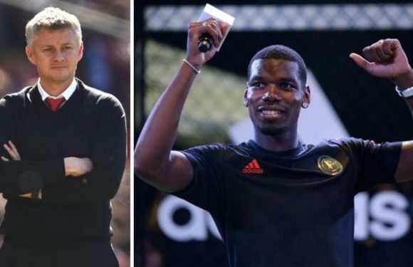 Man Utd boss Ole Gunnar Solskjaer told to target THREE players after Paul Pogba exit hint