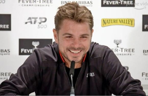 Stan Wawrinka left startled by surprise Rafael Nadal reply in press conference with kids