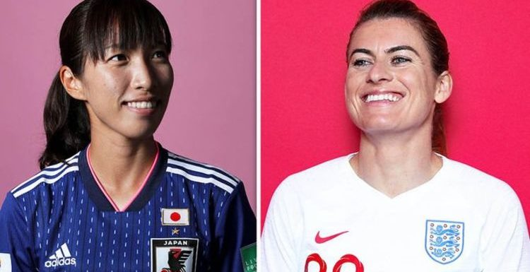 England vs Japan LIVE STREAM: How to watch Women's World Cup match online