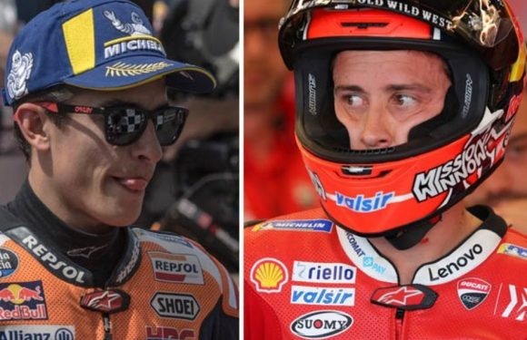 Marc Marquez aggressive tactics scrutinised by MotoGP rival: 'He can do what he wants'
