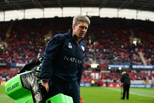 'It wasn't an easy decision' – Ronan O'Gara confirms return to France for first head coaching role