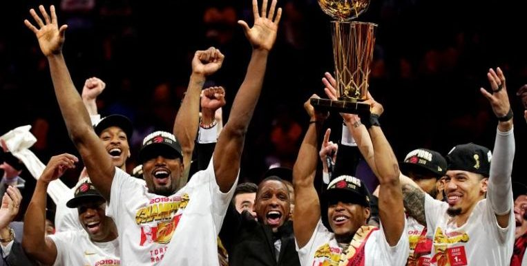 Basketball: Toronto Raptors win first NBA title with 114-110 victory over Golden State Warriors