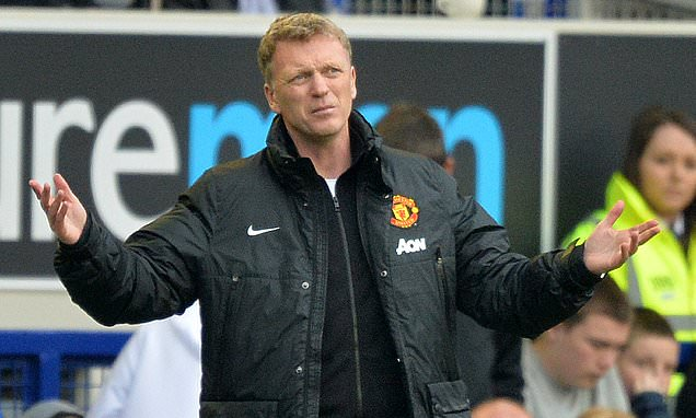 Ex-United star gives damning insight into early days of Moyes' reign