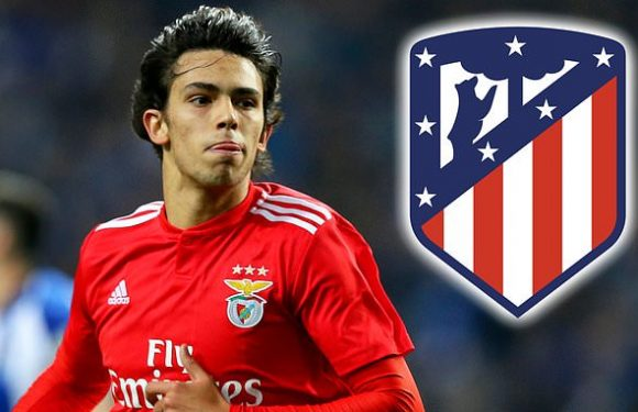 Benfica's Felix 'signed deal and completed medical' at Atletico Madrid