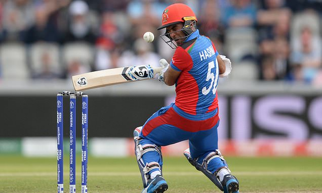 Afghanistan star shrugged off bouncer blow to stop mum from worrying