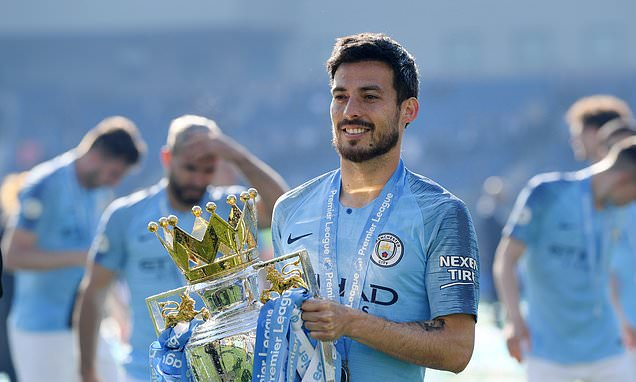 'Manchester City to make David Silva captain'
