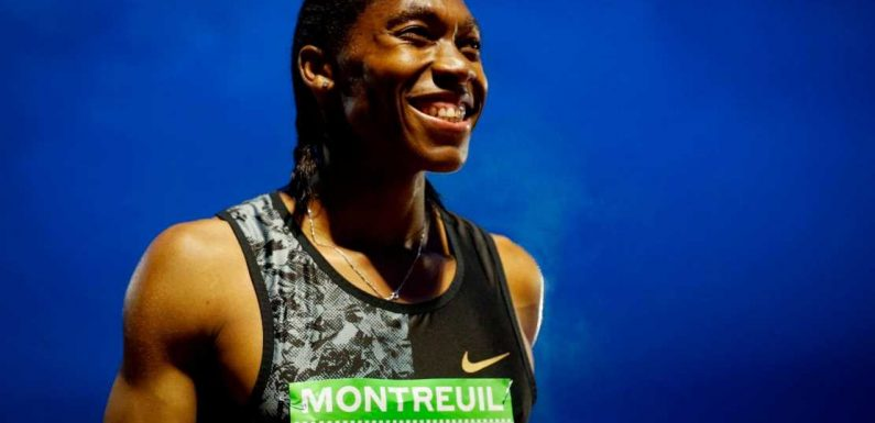 Caster Semenya tells IAAF to concentrate on catching dopers after appealing against CAS ruling