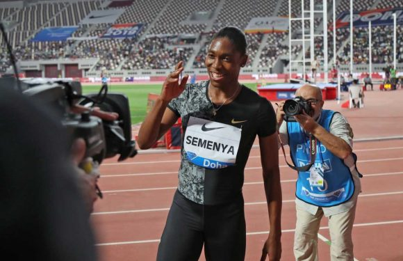 Caster Semenya: IAAF requests overturning of order allowing athlete to compete without hormone suppressants