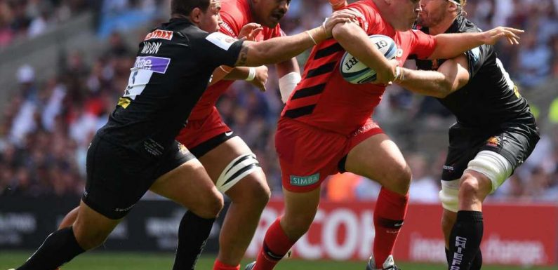 Premiership final 2019 player ratings: Jamie George stars for Saracens after comeback victory against Exeter
