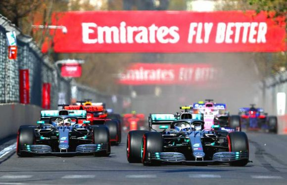 F1 schedule 2019: Date, start time, TV channel for every Formula 1 race