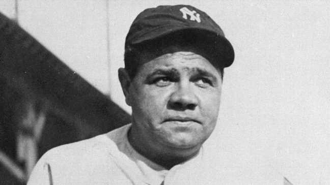 Ruth Yankees jersey sells at auction for $5.64M