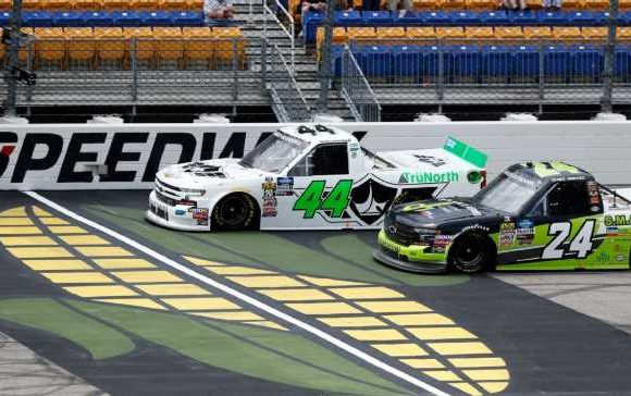 Truck Series victory overturned; first since 1999