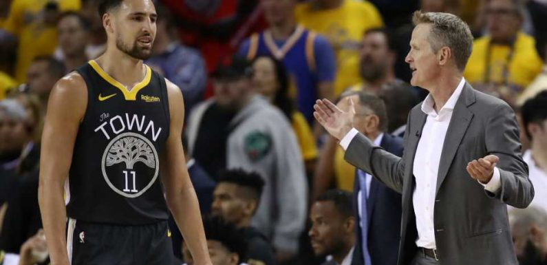 NBA Finals 2019: Warriors will 'fight the whole way' – Steve Kerr issues warning to Raptors
