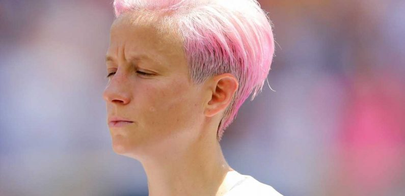 Megan Rapinoe refuses to sign US national anthem before Women's World Cup game against Thailand
