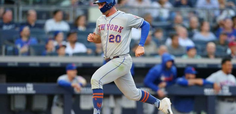 MLB wrap: Mets, Yankees trade double-digit scores to split doubleheader