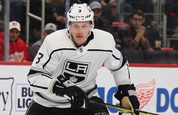 Kings buy out contract of defenseman Dion Phaneuf