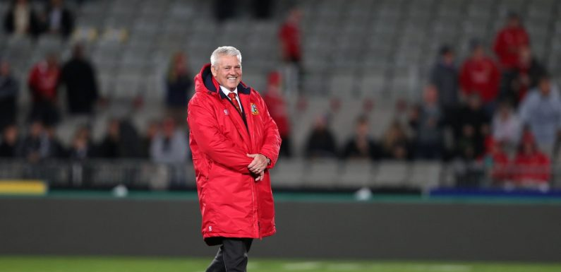 Warren Gatland set to lead British and Irish Lions head coach for South Africa tour