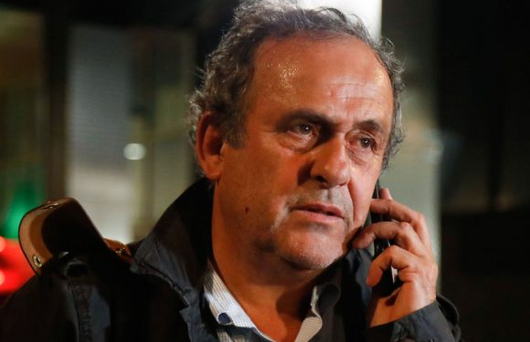 Michel Platini released by French police during Qatar 2022 World Cup probe