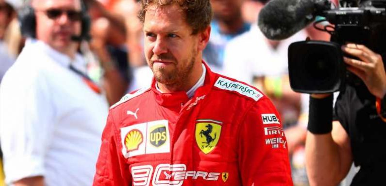 Sebastian Vettel buckled under pressure in Canada, say F1 papers