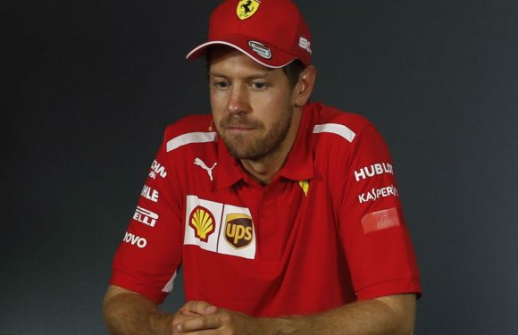 Sebastian Vettel wishes he raced in different F1 era after paying penalty