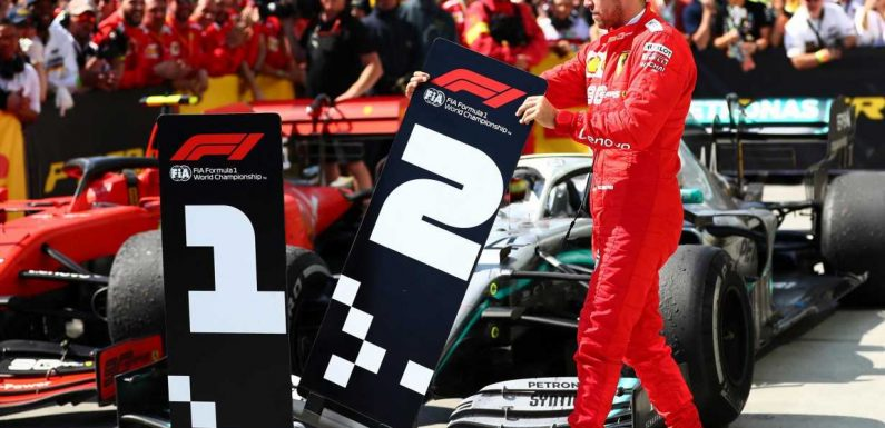 F1: Ferrari confirm they have requested a 'right of review' over Sebastian Vettel's Canadian Grand Prix penalty
