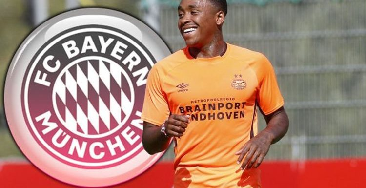 Steven Bergwijn agent drops statement on Man Utd target as PSV Eindhoven ace awaits offer