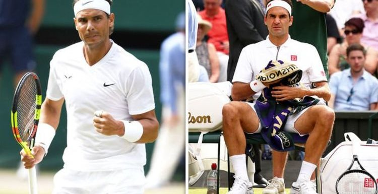Rafael Nadal and Roger Federer difference noticed – 'He absolutely looks fired up'