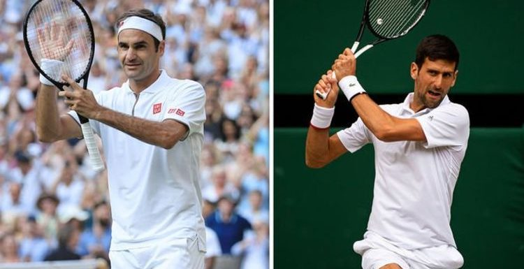 Wimbledon final start time: What time is Roger Federer vs Novak Djokovic today?