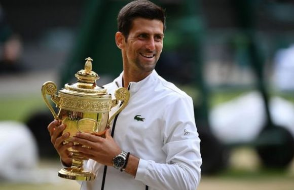 Novak Djokovic delivers message to Roger Federer after stunning Wimbledon final