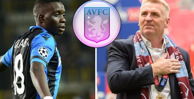 Aston Villa close in on eighth summer signing as player refuses to train to force transfer