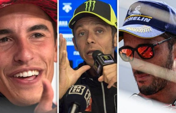 Valentino Rossi fires warning shot to Marc Marquez and Andrea Dovizioso