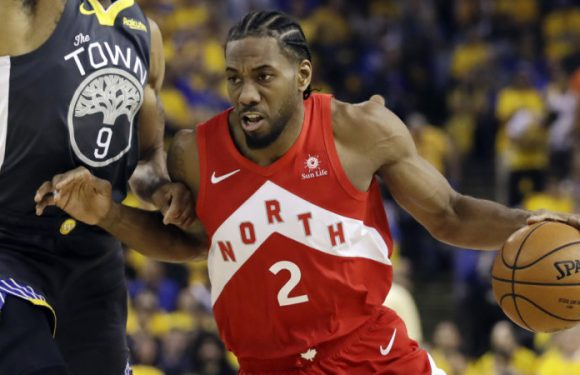 Kawhi Leonard's Clippers move to shake-up NBA title race