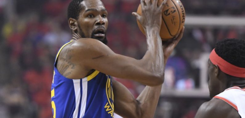 Durant's contract with Nets has player option