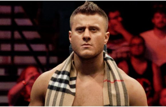 MJF signs multi-year deal with AEW