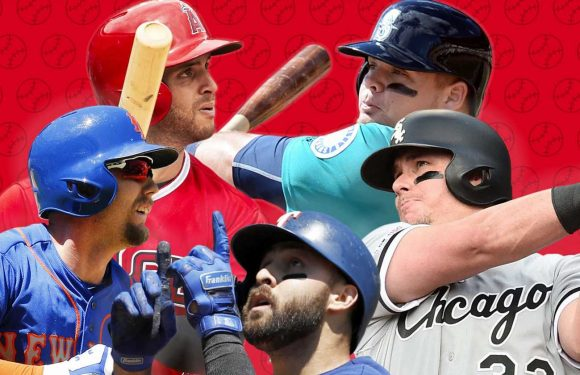 Five unlikely players take different paths to their first MLB All-Star Game