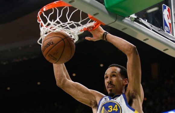 Golden State Warriors waiving veteran guard Shaun Livingston