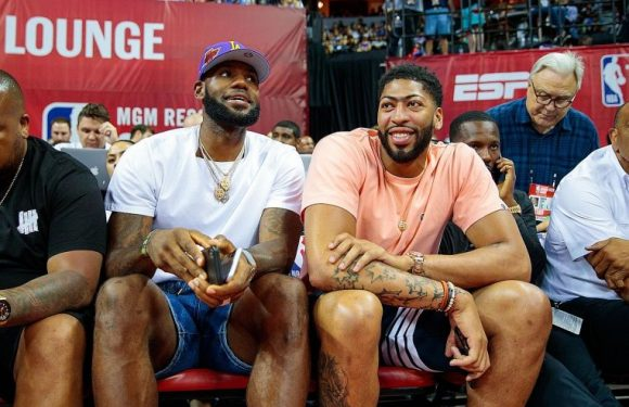 Lakers firm up roster, ready to rumble