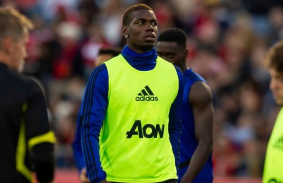 Football: Pogba must put his head down and focus on pre-season: Bryan Robson