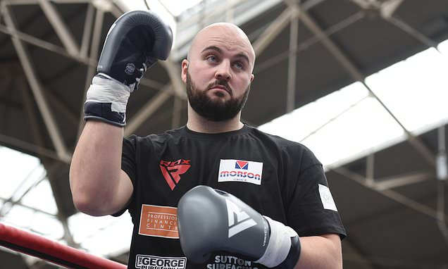 Nathan Gorman insists birth of daughter was scarier than Dubois fight