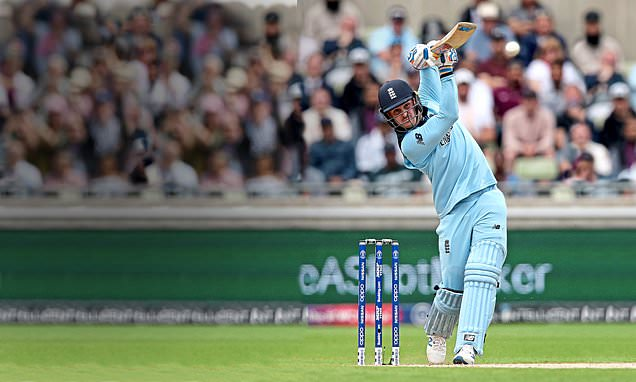 Roy relishing chance to hit a six over Lord's pavilion in WC final