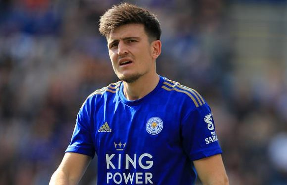 Harry Maguire keen to join Manchester United or Manchester City